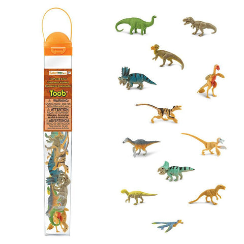 Feathered Dinos TOOB Toys Set