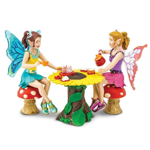 Safari Ltd Fairy Fantasies Tea Party Set