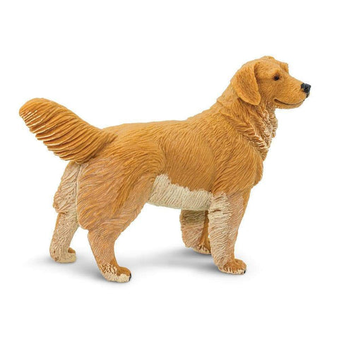 Safari Ltd Golden Retriever Dog Figure