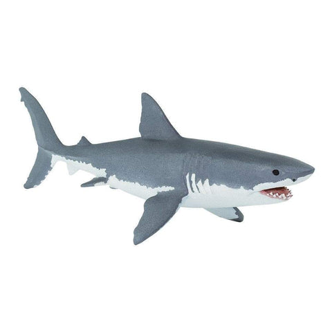 Safari Ltd Great White Shark Toy