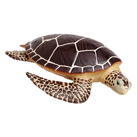 Safari Ltd Incredible Creatures Sea Turtle Figure