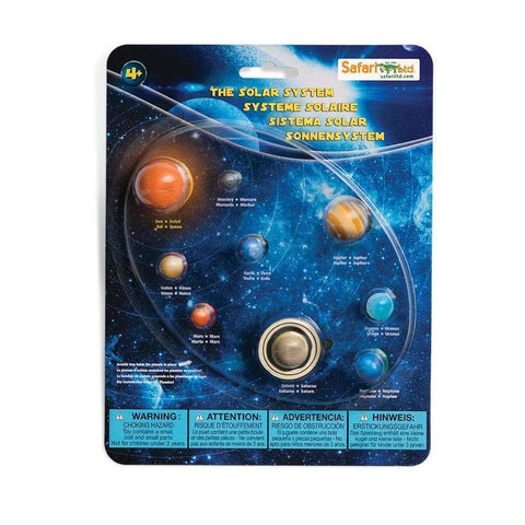 Safari Ltd Solar System Set