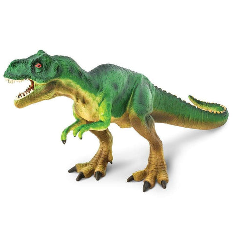 Green Wild Safari Prehistoric World T-Rex Toy