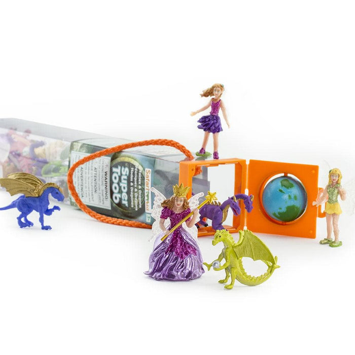 Fairies & Dragons Super TOOB® Collectibles