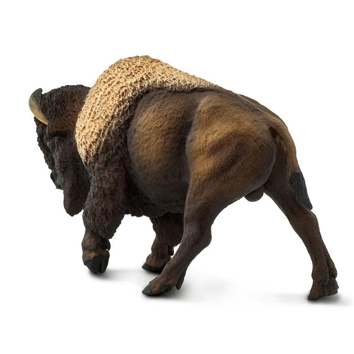 Bison learning toy