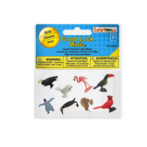 Birds Fun Pack | Montessori Toys | Safari Ltd.