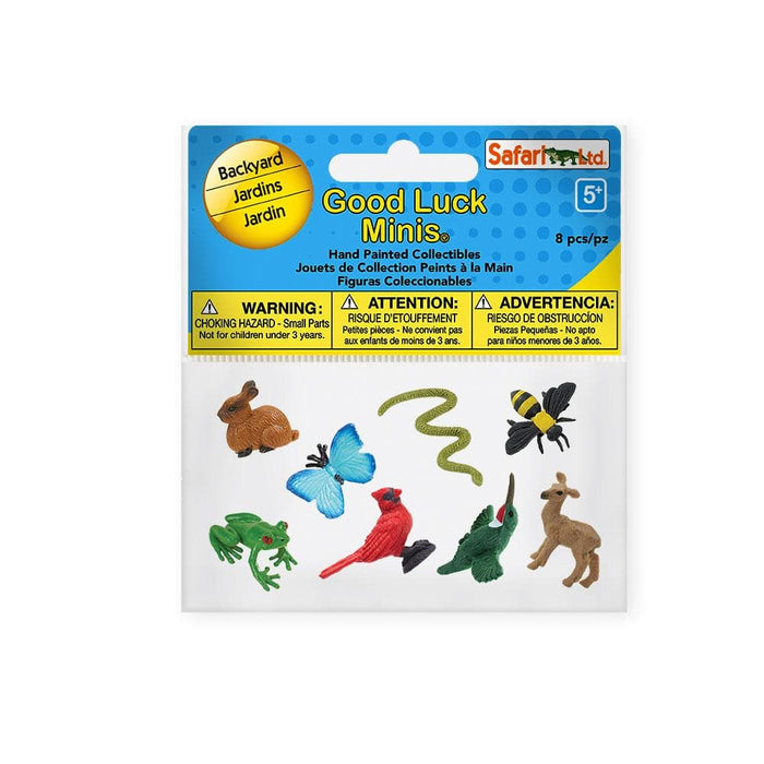 Backyard Fun Pack | Montessori Toys | Safari Ltd.