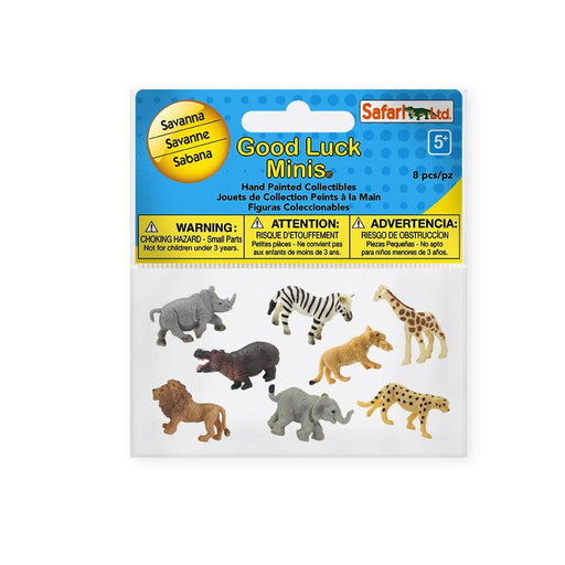 Savanna Fun Pack | Montessori Toys | Safari Ltd.