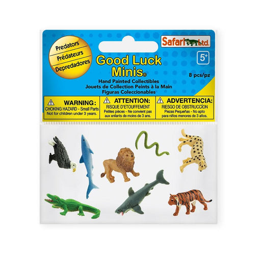 Predators Fun Pack | Montessori Toys | Safari Ltd.