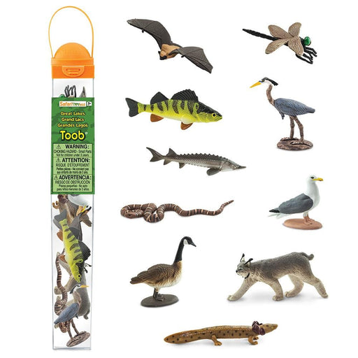 Great Lakes TOOB | Montessori Toys | Safari Ltd.