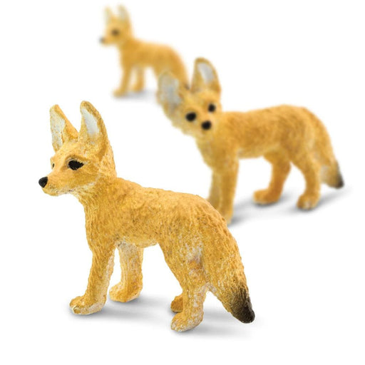 Fennec Foxes - Good Luck Minis® Learning Toys