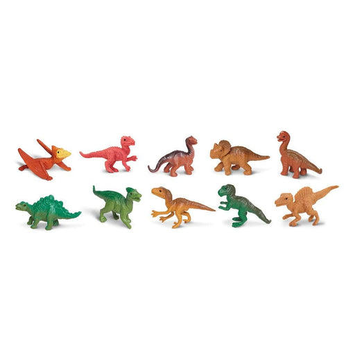 Dino-RAWR TOOB Bundle - Set of 4 TOOBS  Learning Toys