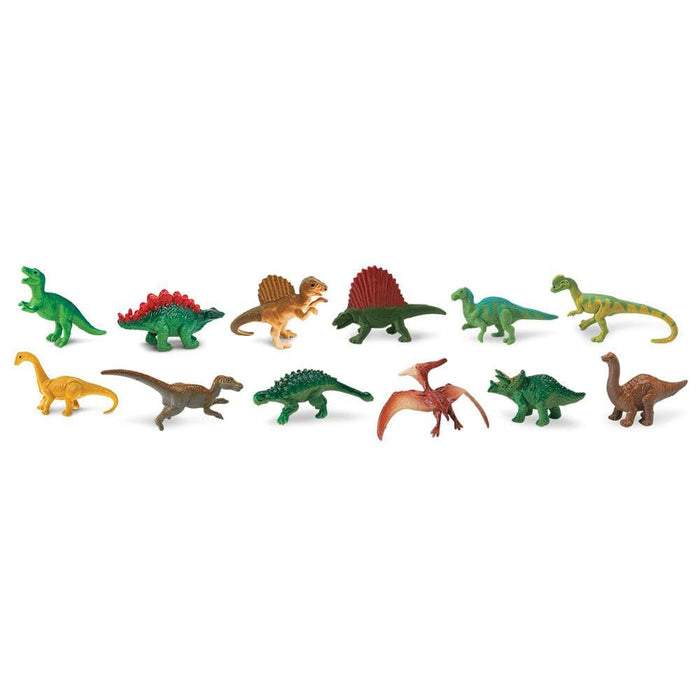 Dino-RAWR TOOB Bundle - Set of 4 TOOBS Educational Toys