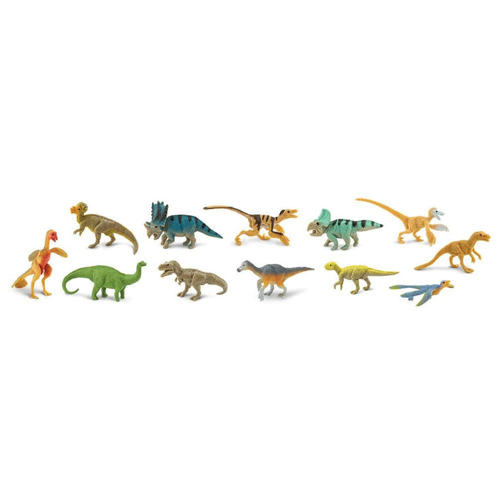 Dino-RAWR TOOB Bundle - Set of 4 TOOBS Children's Toys