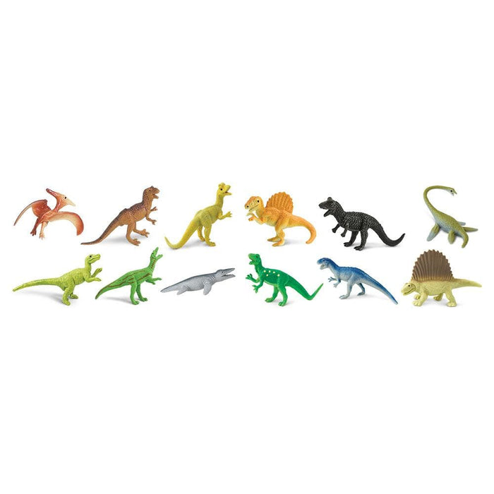 Dino-RAWR TOOB Bundle - Set of 4 TOOBS Miniatures
