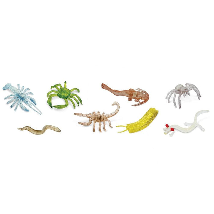 Creepy Crawlies TOOB Bundle - Set of 4 TOOBS Learning Toys