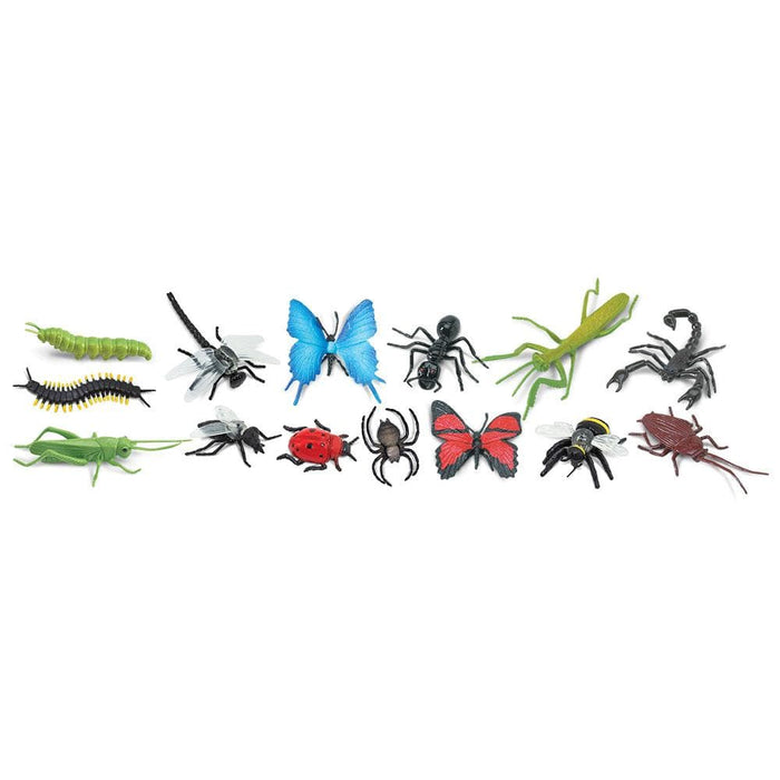 Creepy Crawlies TOOB Bundle - Set of 4 TOOBS Educational Toys