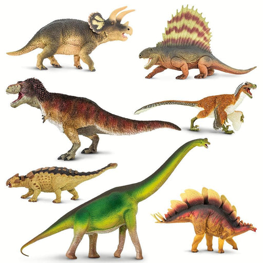 Dino Time - Set of 7 Toys