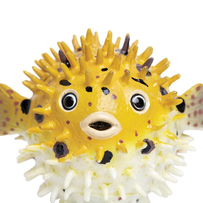 Bath Time Floaties - Set of 6 Toys Puffer fish