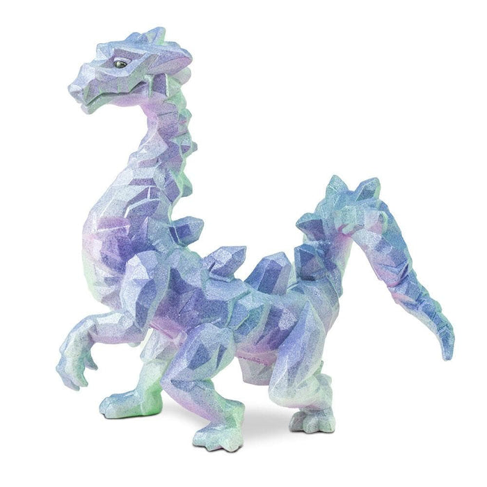 Dragons of the Earth - Set of 3 Toys Crystal