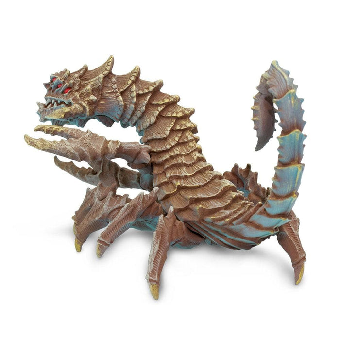 Dragons of the Earth - Set of 3 Toys Desert