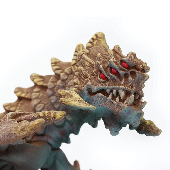 Dragons of the Earth - Set of 3 Toys for Children
