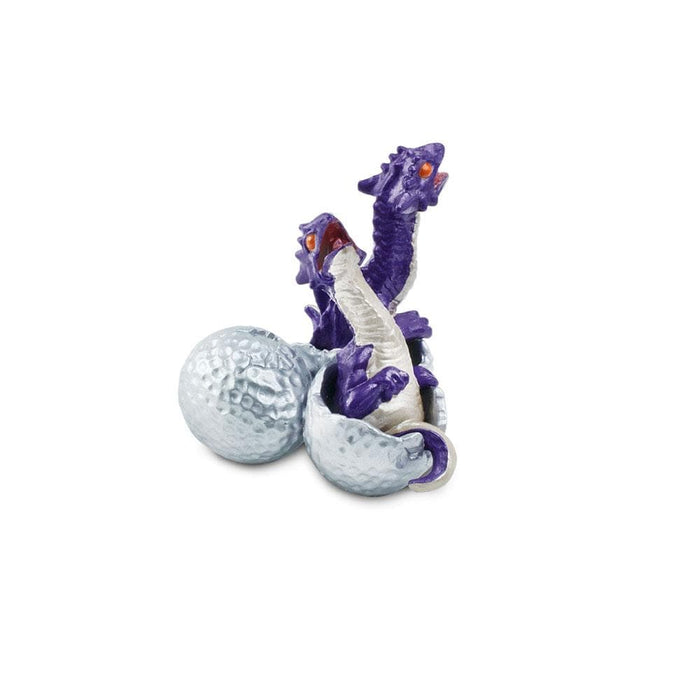 Baby Dragons - Set of 4 Toys purple toy