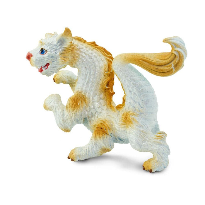 Baby Dragons - Set of 4 Toys white toy