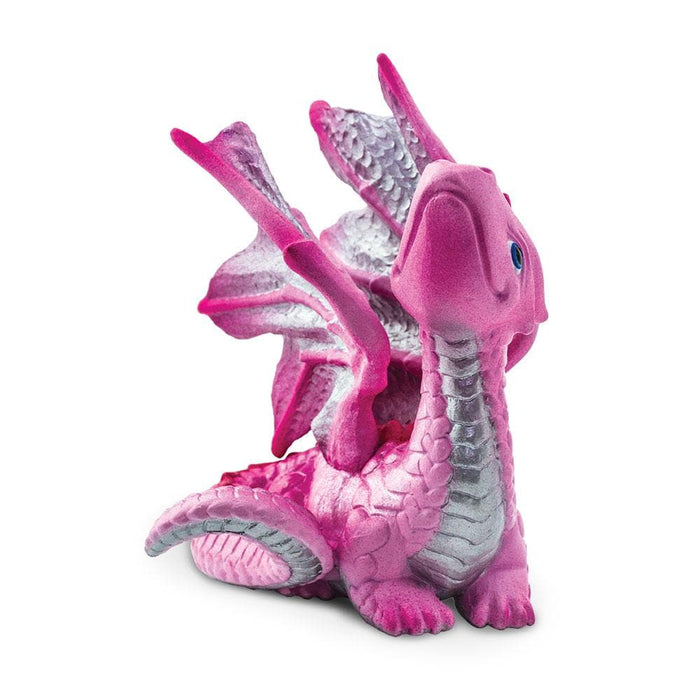Baby Dragons - Set of 4 Toys pink toy