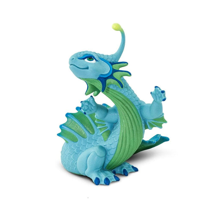 Baby Dragons - Set of 4 Toys blue toy