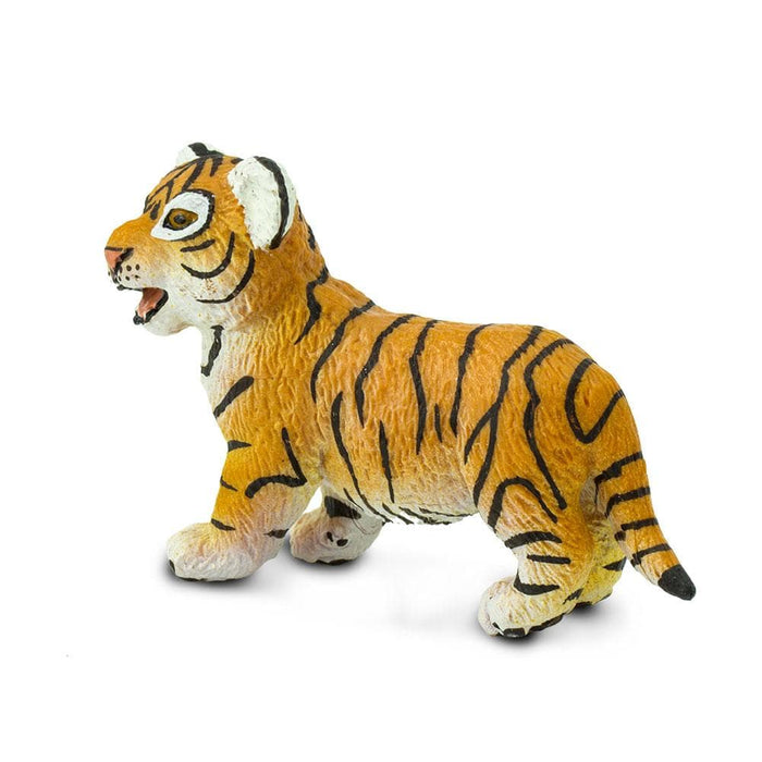 Wild Safari Big Cat Families for boys - Set of 8 Toys