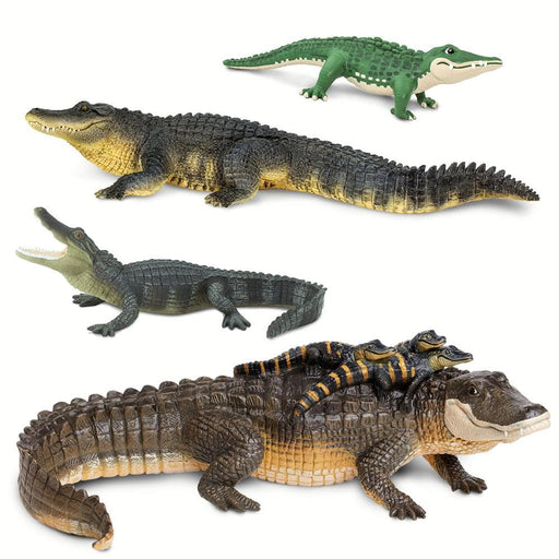 Bernie's Buddies - Set of 4 Toys Alligators