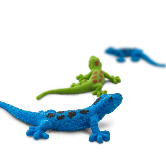 Day Geckos - 192 pcs - Good Luck Minis | Montessori Toys | Safari Ltd.