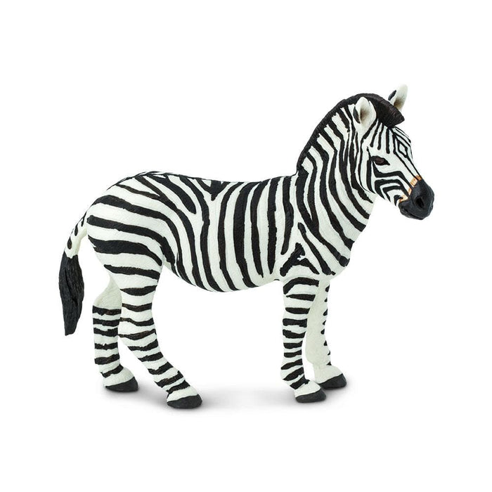 African Predators & Prey - zebra toy