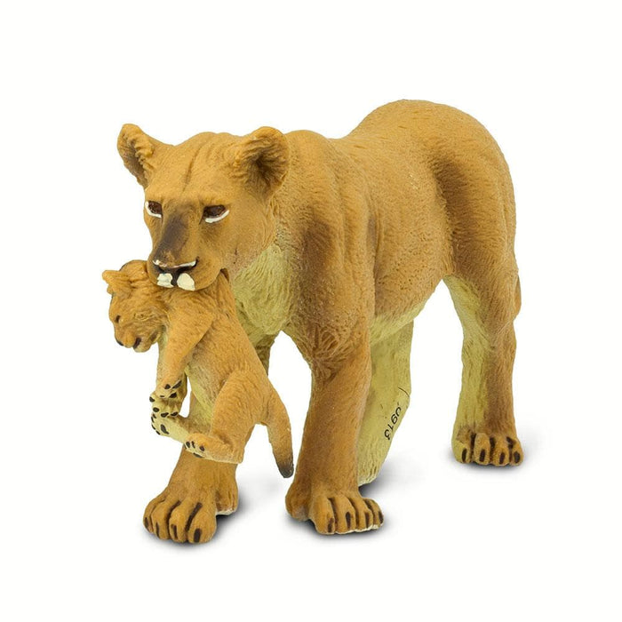 African Predators & Prey - lion mom toy