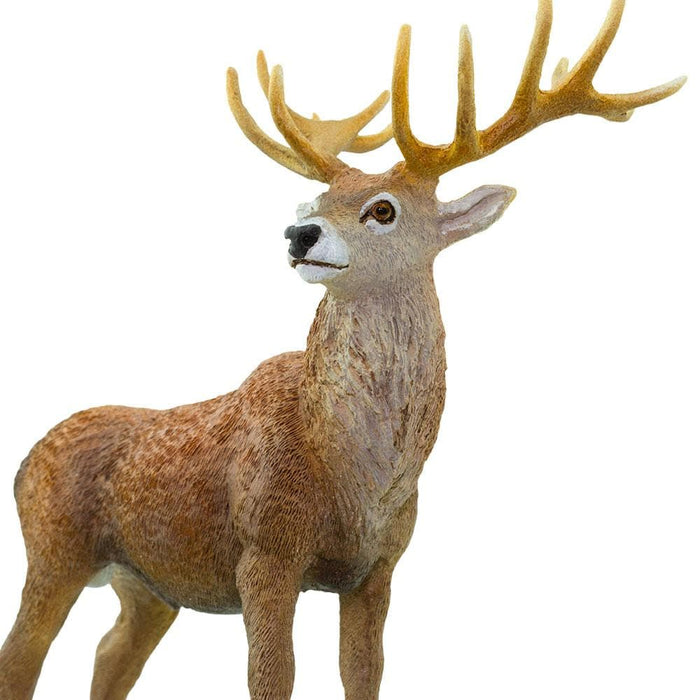 Forest Predators & Prey - Set of 11 Toys Deer