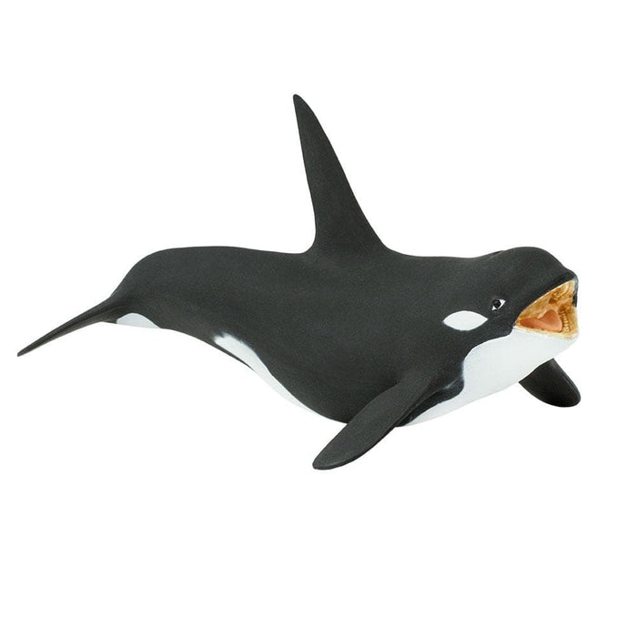Ocean Predators and Prey II - Set of 9 Toys Orca