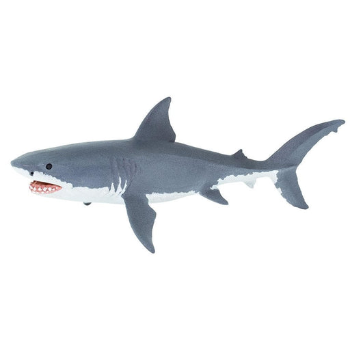 Ocean Predators and Prey I - Set of 10 Toys -Shark