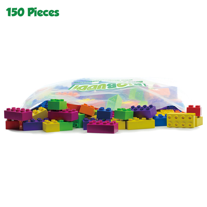 150 pcs BiOBUDDi Assorted Blocks Set