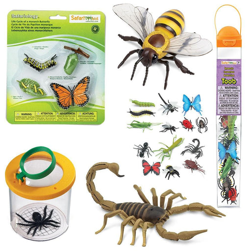 Backyard Activity Bundle | Montessori Toys | Safari Ltd.