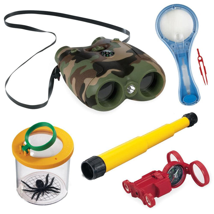 Quarantine Explorer Activity Bundle