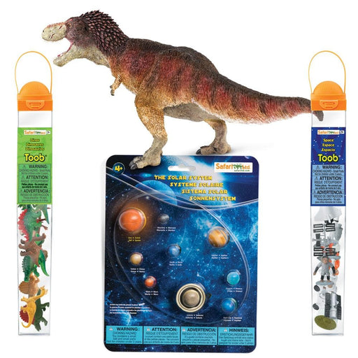 Museum Activity Bundle Toy | Dinosaur Toys | Safari Ltd.