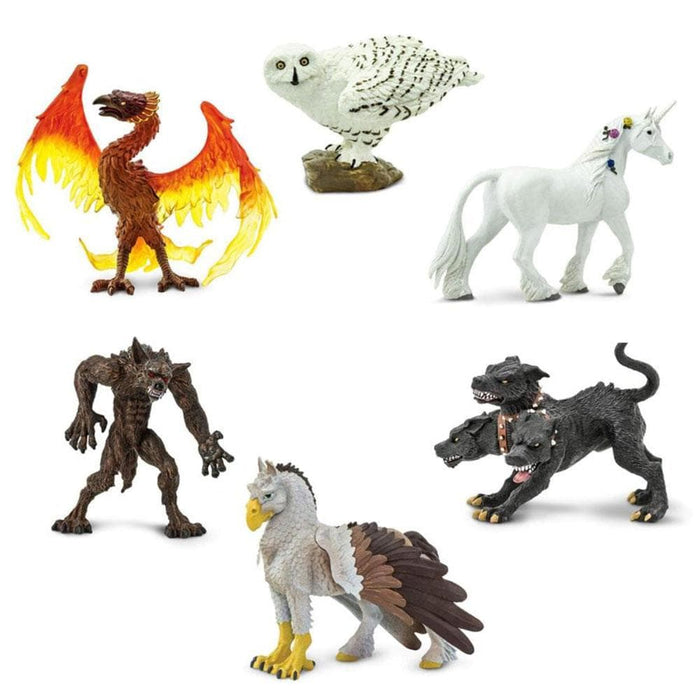 Fantasy Beasts of the Wizarding Realm Bundle