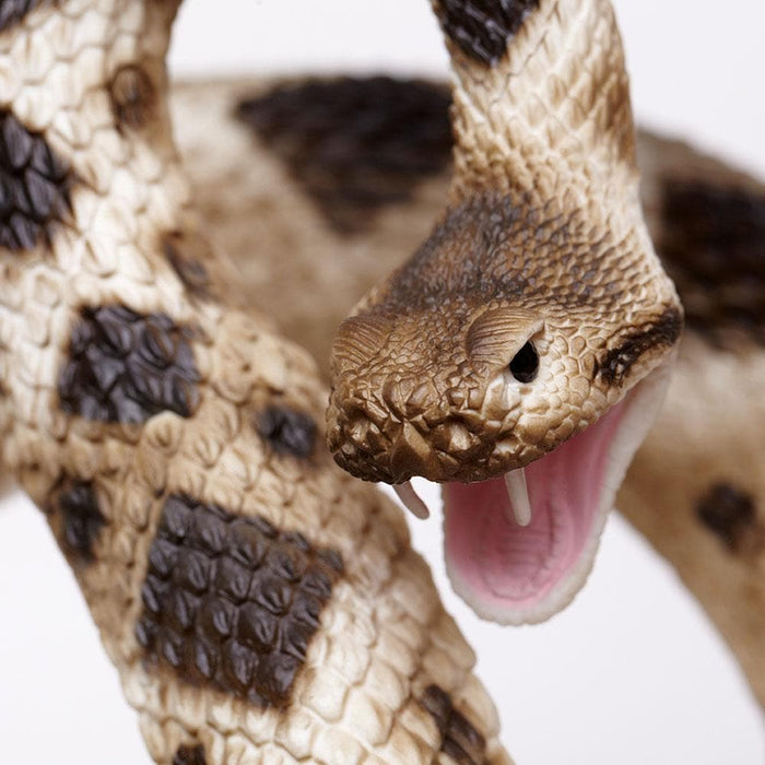 Eastern Diamondback Rattlesnake Educational Toy
