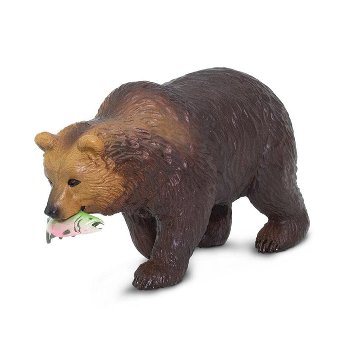 Grizzly Bear Toy