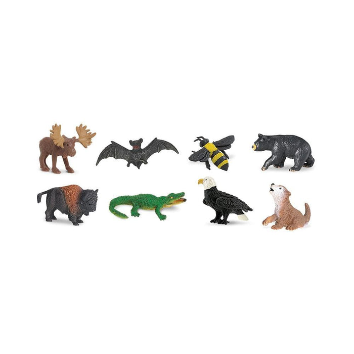 Wild America Fun Pack Educational Toys