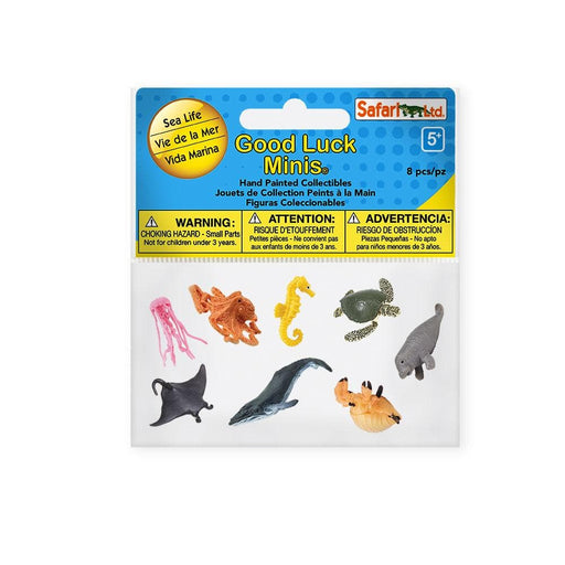 Sea Life Fun Pack | Montessori Toys | Safari Ltd.
