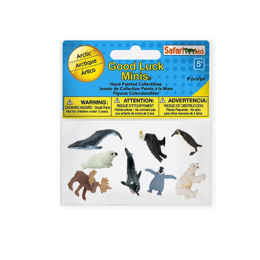 Arctic Fun Pack | Montessori Toys | Safari Ltd.