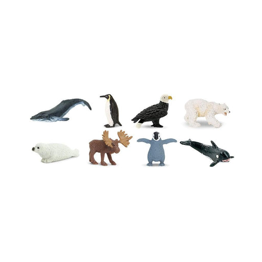 Arctic Fun Pack toys
