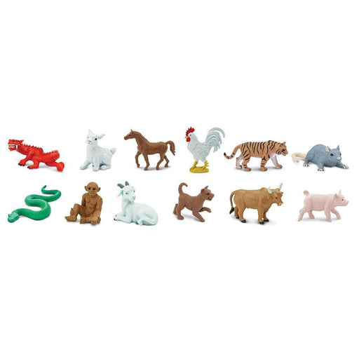 Chinese Zodiac Super TOOB® Toys